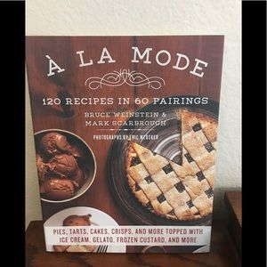 A LA Mode Recipe Book